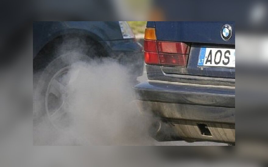 Dūminantis automobilis