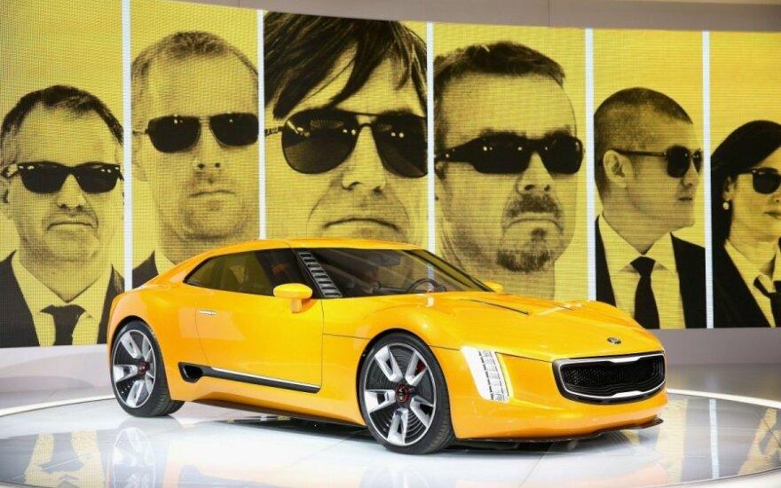 Kia GT4 Stinger koncepcija