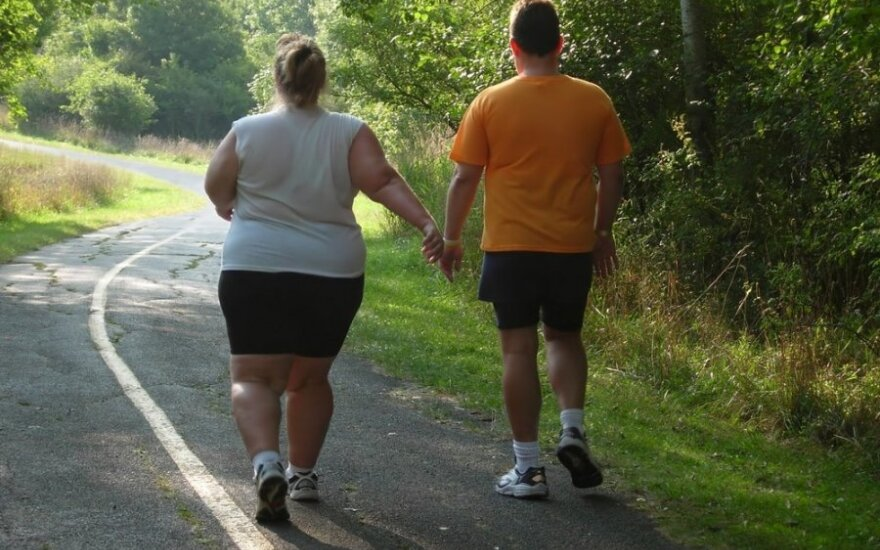 Kaip lieknėja vyrai: per keturis mėnesius numetė 30 kg, draugai jo nepažino