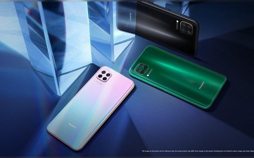 """Huawei P40 lite"""