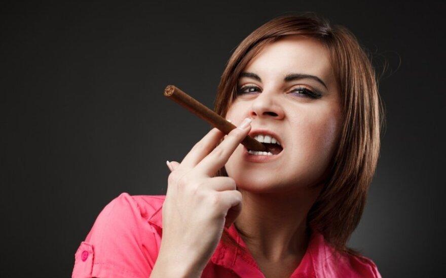 Viršininkė moteris: bendravimo ypatumai