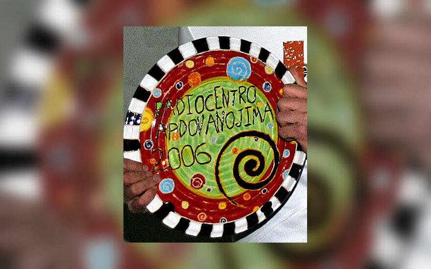 """""""Radiocentro apdovanojimai 2006"""""""