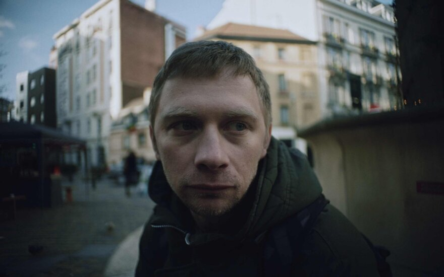 "Valentinas Novopolskis filme ""Olegas"""