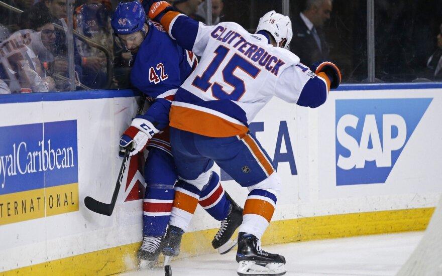 """NHL: """"Rangers"""" – """"Islanders"""""""