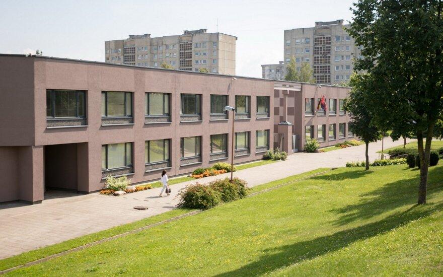 Nauja mokykla Pašilaičiuose