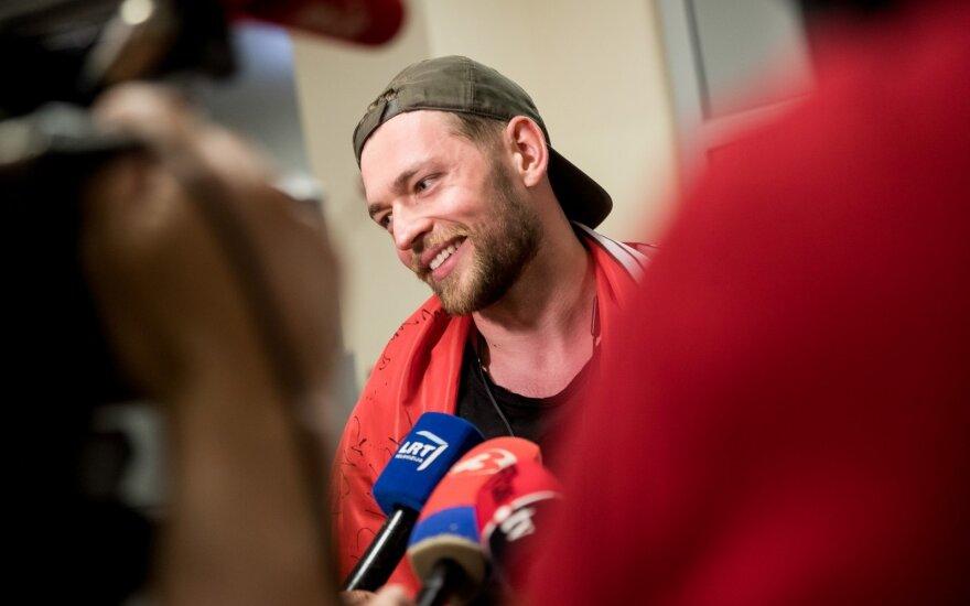 """Įvardino pinigų sumą, skirtą Jurijui sublizgėti """"Eurovizijoje"""": padėti panoro vos vienas rėmėjas"""