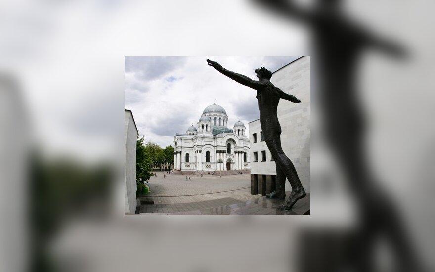 Kauno centre savaitgalį bus ribojamas eismas