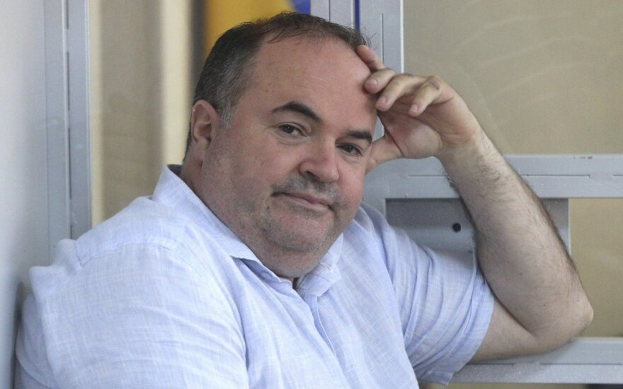 Ukrainos teismas skyrė kardomąjį kalinimą verslininkui, įtariamam planavus nužudyti Babčenką