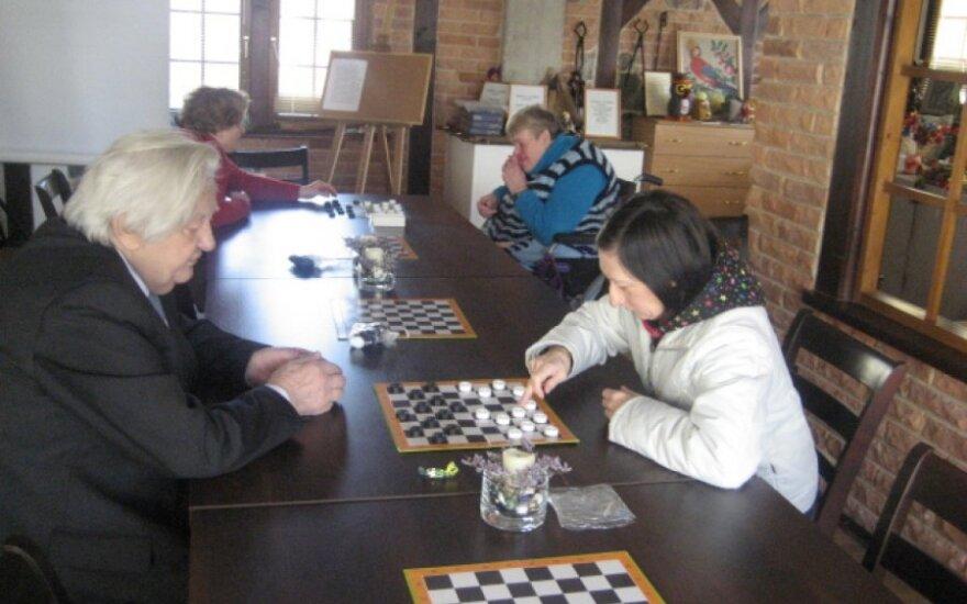 Prienų globos namų senjorai – nuolatiniame veiklos sūkuryje