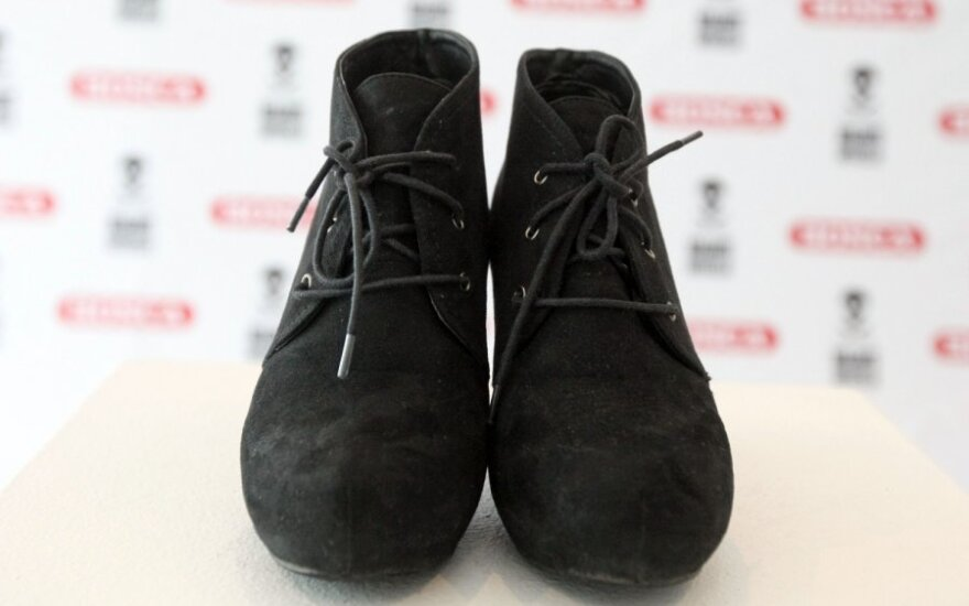 D.Kuzmickaitės batai