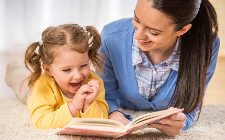 Kodėl vaikams būtinos ir žiaurios pasakos