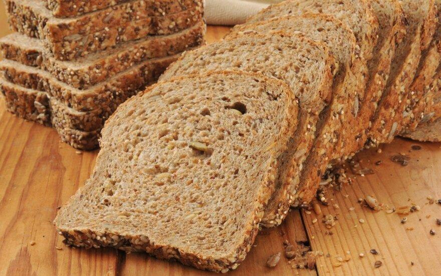 Kaip duona su sėlenomis padeda lieknėti