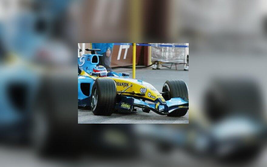 "Fernando Alonso (""Renault R25"")"