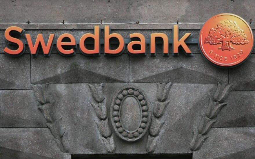 """Strigo """"Swedbank"""" internetinė bankininkystė"""