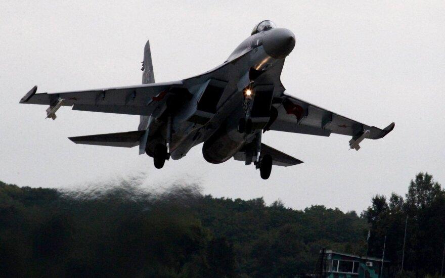 JAV gynybos sekretoriaus pavaduotojas: Rusija didina incidentų tikimybę
