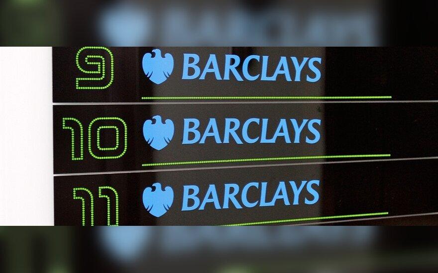 """""""Barclays"""" mokami mokesčiai - valstybės paslaptis?"""
