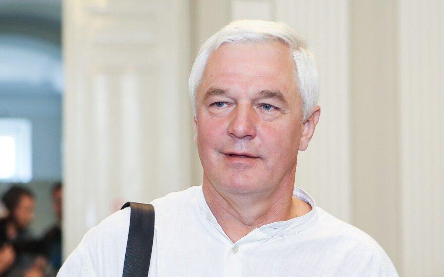 Buvusiam Seimo nariui Vitui Matuzui gresia 5 metų įkalinimo bausmė