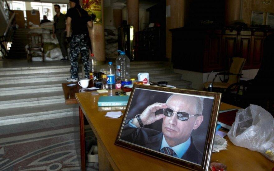 Rusijos TV kanalo redaktorius: mums sekasi