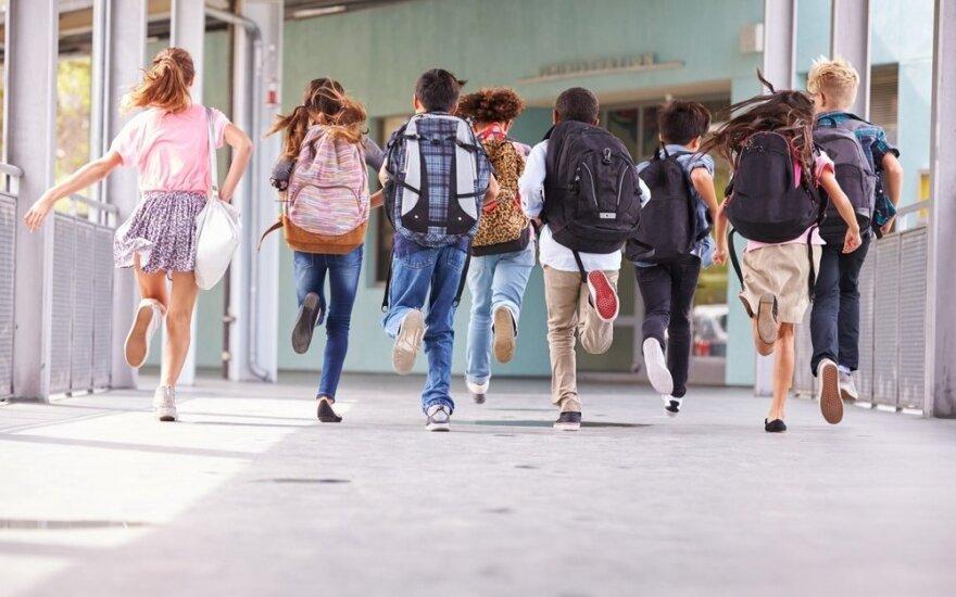 Kokia turi būti mokykla, kurioje būtų gera vaikams?