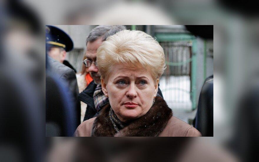 D.Grybauskaitė mato postūmių pedofilijos byloje