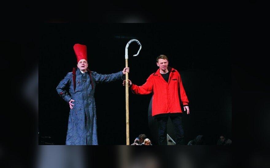 """Dieviškoji komedija"" Romoje (T.Čižo ir D.Matvejevo nuotr.)"