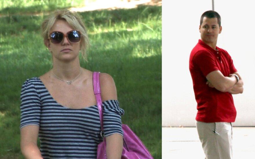 Britney Spears ir jos asmens sargybinis 2009 m.