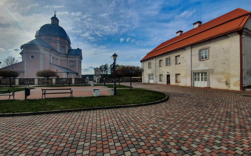 Išskirtinė vieta Lietuvoje, kurioje atsiveria kerinti panorama: vaizdas čia tikrai vertas milijono