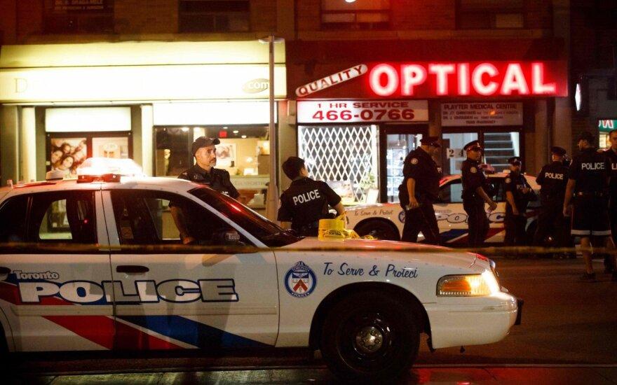 Už savaitgalį Toronte surengtą ataką atsakomybę prisiėmė IS