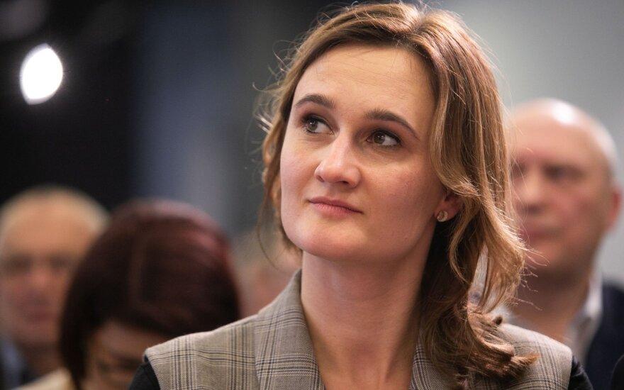 Viktorija Čmilytė-Nielsen. Kultūros komitetas – kaip pseudo politikos įrankis