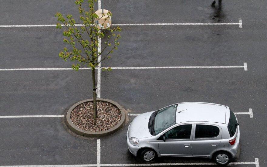 Klaus vilniečių, kaip vertina apmokestintą automobilių stovėjimą