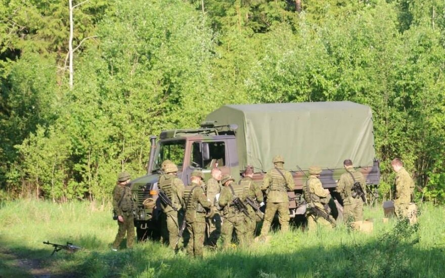 Tens of thousand troops to train in Baltic Sea region in June