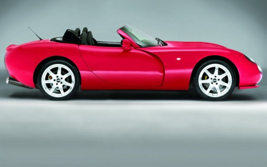 TVR Tuscan Convertible (2006 m.)