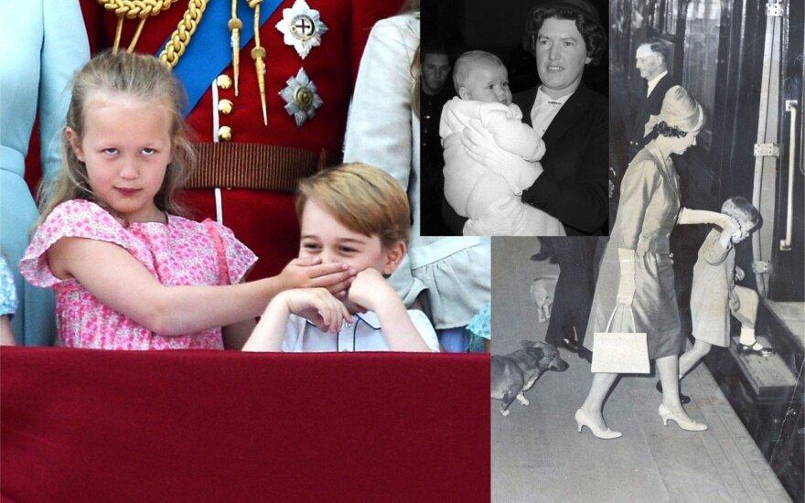 Karališkosios šeimos gyvenimo akimirkos