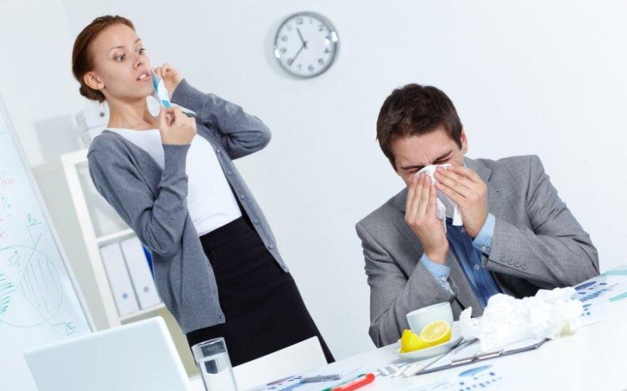 Europoje sparčiai didėja alerginių ligų našta