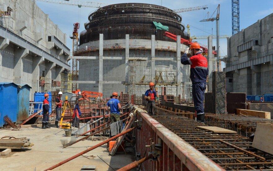 Skvernelis siūlys Baltarusijai vietoj Astravo AE įrengti dujinę elektrinę