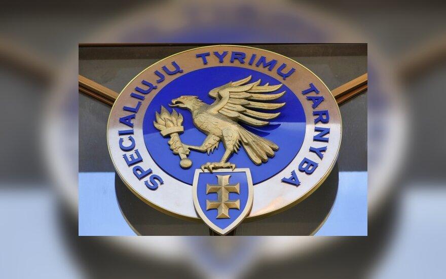 STT sulaikė Lietuvos kriminalinės policijos biuro pareigūną