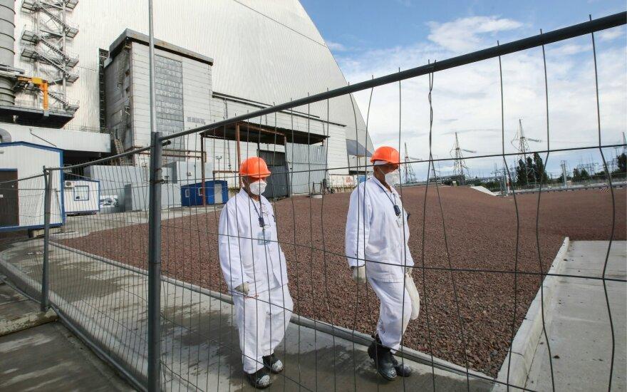 Nepaisant gąsdinančių užuominų, Ukraina padėtį dėl Černobylio kontroliuoja