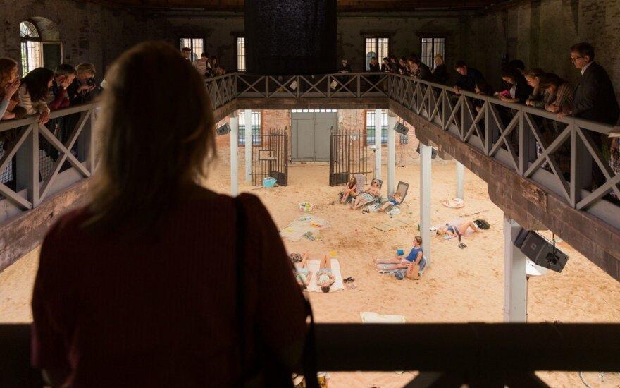 Venecijos bienalėje atidaromas Lietuvos paviljonas