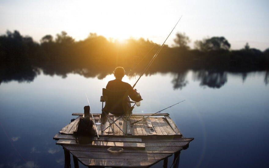 KABLYS.lt skaitytojo anekdotas: apie ką svajoja žvejai