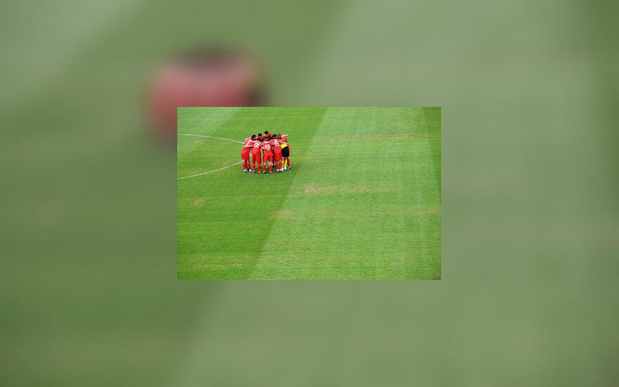Turkijos futbolo rinktinė
