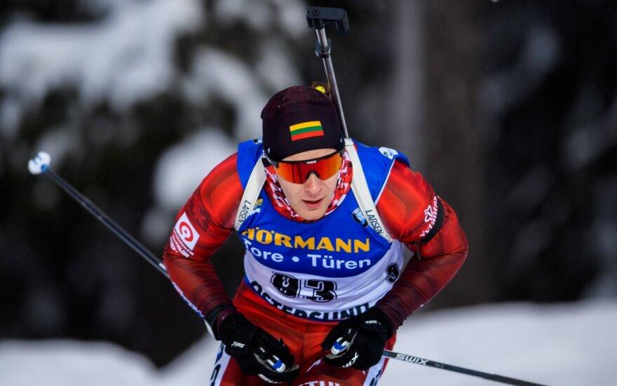 Iš ketvirtos pozicijos Europos čempionate startavęs Strolia suko net devynis baudos ratus