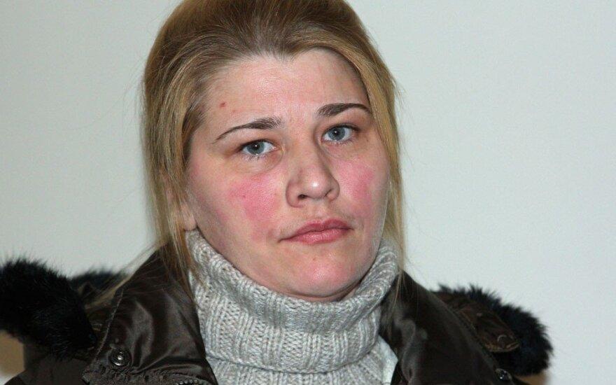 Alma Svirbutavičienė (buvusi Bružaitė, Jonaitienė)