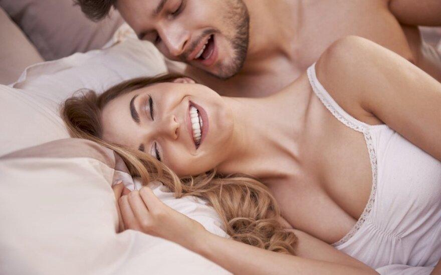 Ar moterims sekso reikia tiek pat, kiek vyrams?
