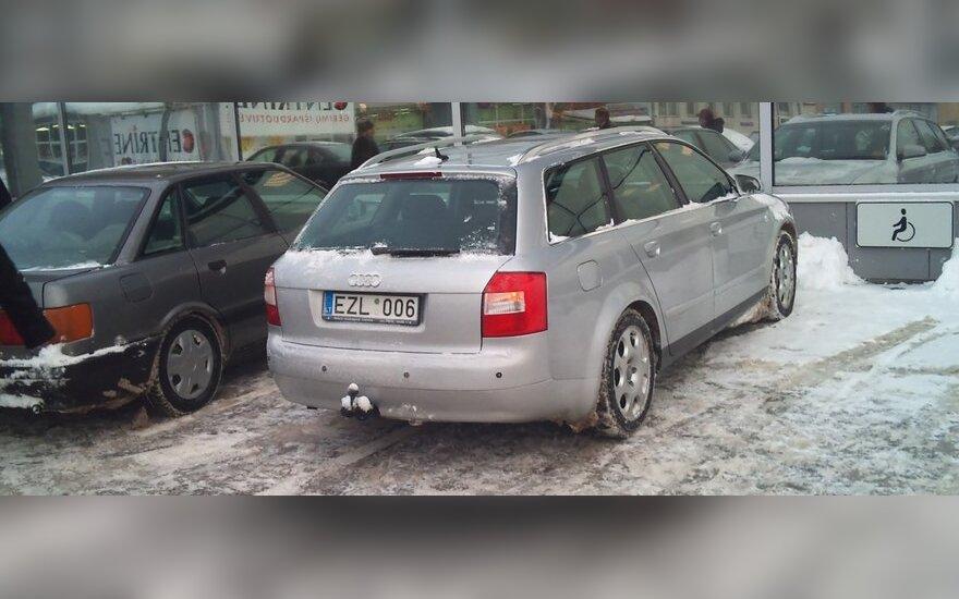 Šiauliuose, Vilniaus g. 137a. 2011-01-04