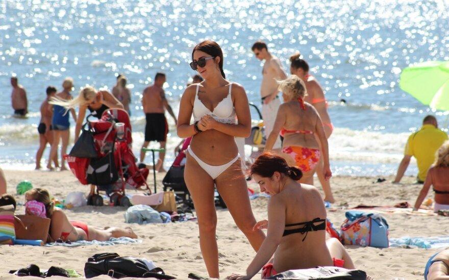 Skvernelis: Palangos paplūdimiuose – ne vieta prekybai alkoholiu
