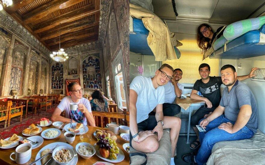 Uzbekistane viešintys lietuviai sumanė atlikti eksperimentą – vieną dieną pabūti karaliais, o kitą – vargšais: rezultatas nustebino ir juos pačius