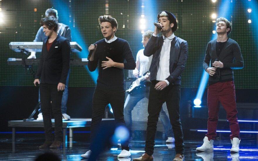 """MTV"" apdovanojimai, ""One Direction"""
