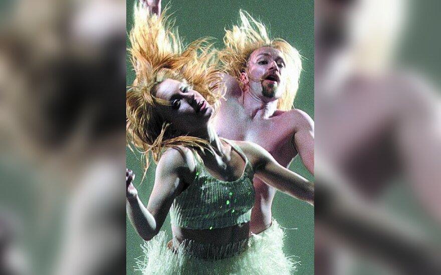 """""""Naujasis Baltijos šokis'01"""""""