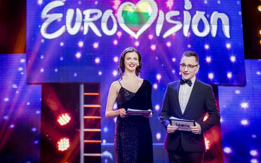 """Lietuvos nacionalinės atrankos į 2016-ųjų """"Euroviziją"""" koncertas"""