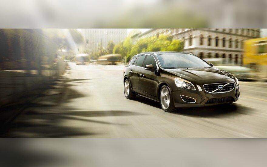 """""""Volvo"""" nori pirmauti Kinijos prestižinių automobilių rinkoje"""
